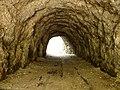 Centa San Nicolò-Valico della Fricca-old tunnel 3.jpg