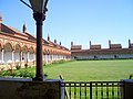 Certosa di Pavia, Grand Cloister, view from north side.jpg