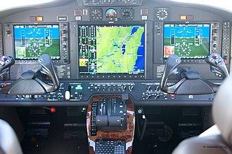 Cessna Citation Mustang - Cessna Citation Mustang cockpit