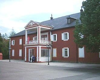 King Nikola's Palace - King Nikola's Palace, former royal palace of Montenegro