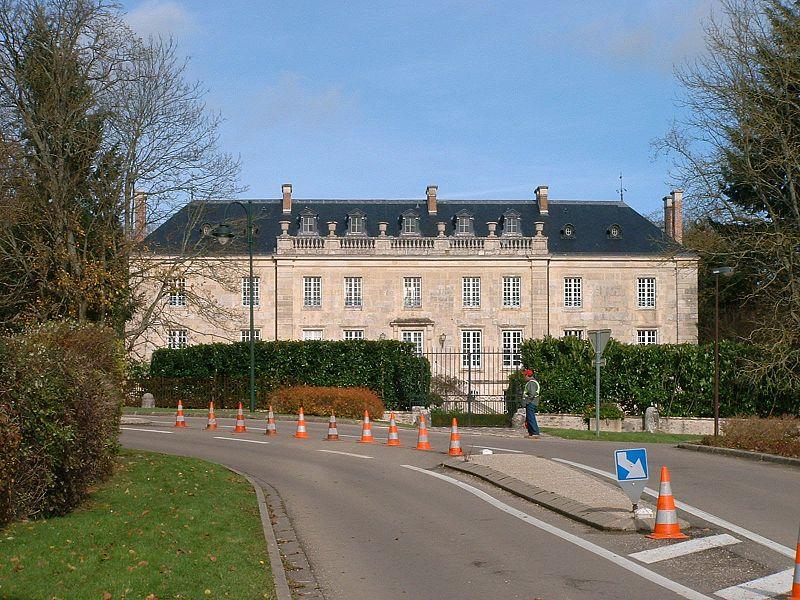 Château de Sauvigny-le-Bois, Yonne
