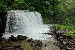 Chōshi Falls - Oirase Mountain Stream - Towada, Aomori - DSC01108.jpg