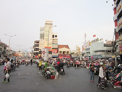 How to get to Chợ Bà Chiểu with public transit - About the place