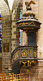 Chaire de la basilique saint Sauveur (Rennes, Ille-et-Vilaine, France).jpg