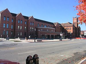 Champaign County, Illinois - Champaign County Courthouse in Urbana