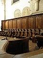 Chancelade (24) Abbatiale Notre-Dame Intérieur 06.jpg