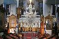 Chania - Greek Orthodox cathedral indoor.jpg