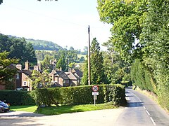 Chapel Lane, Westhumble - geograph.org.uk - 971624.jpg