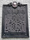 Chapel of the Crucified Christ (St. Paul Manila) historical marker.jpg
