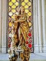 Chapelle des Anges. Vierge à l'Enfant.jpg