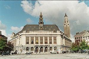 Image:Charleroi-Hôtel-de-Ville