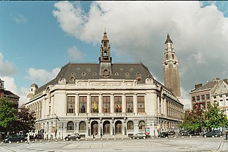 Charleroi - Charleroi city hall