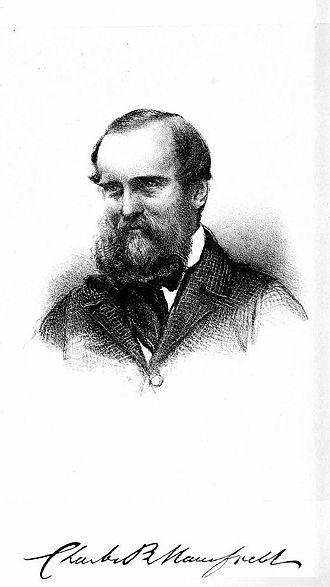 Charles Blachford Mansfield - Charles Blachford Mansfield
