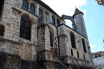 Chartres (28) Église Saint-Aignan - Nojhan - IMG 3431.jpg