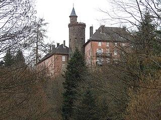 Val-et-Châtillon Commune in Grand Est, France