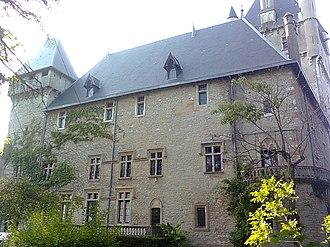 Chazey-sur-Ain - Chateau