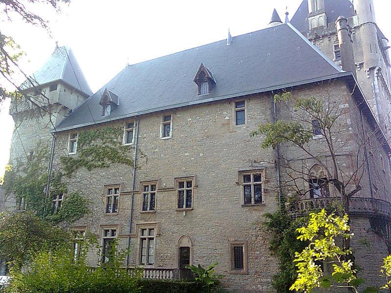 Château de Chazey-sur-Ain,  (Inscrit, 1987)