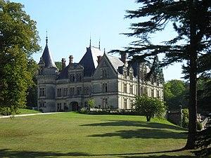 Château de la Bourdaisière - Château de la Bourdaisière