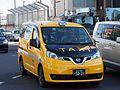 Checker Cab Kanto Jidosha Kotsu 1554 NV200 Taxi.jpg