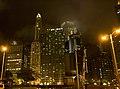 Chicago, Illinois - city at night in the rain-.jpg