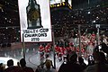 Chicago Blackhawks Stanley Cup Banner Ceremony (5103677943).jpg