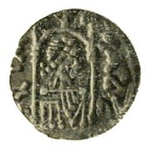 Childeric II - Childericʻs coin
