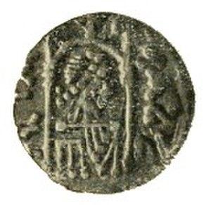 Childeric II - Childericʻs coin