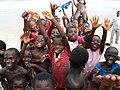 Children At Anamabu beach Ghana.jpg