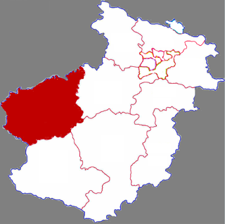 Luoning County County in Henan, Peoples Republic of China