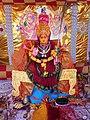 Chinalingala dussera 2018 Lalitha Thripura sundari devi Alankaram.jpg