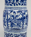 Chinese - Pair of Vases with European Women - Walters 491913, 491914 - Detail B.jpg