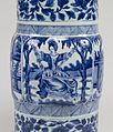 Chinese - Pair of Vases with European Women - Walters 491913, 491914 - Detail B.jpg