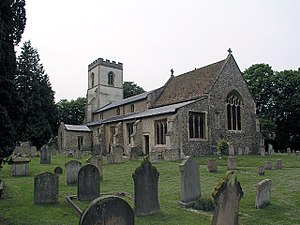 Chippenham, Cambridgeshire - St Margaret's Church