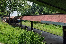 Chittagong University Railway station (03).jpg