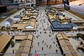Chonin area, Nihonbashi, 1 to 30 model - Edo-Tokyo Museum - Sumida, Tokyo, Japan - DSC06627.jpg