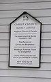 Christ Church, Anglican, Surrey, sign.jpg
