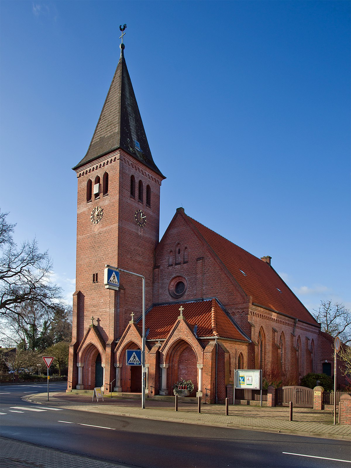 St. Agnes (Lüchow) - Wikipedia
