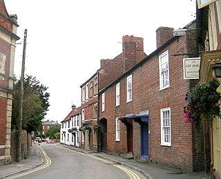 Westbury, Wiltshire Human settlement in England