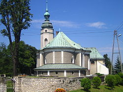 Church Wysoka Poland.JPG