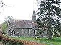 Church northwest of Beulah - geograph.org.uk - 157285.jpg