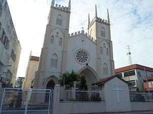 Church of St. Francis Xavier (Melaka) - Image: Church of St. Francis Xavier