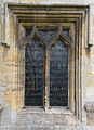 Church of St Andrew, Boothby Pagnell, Lincolnshire, England - South Chancel wall west window.jpg