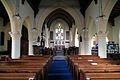Church of St Mary Matching Essex England - nave, arcades and chancel.jpg