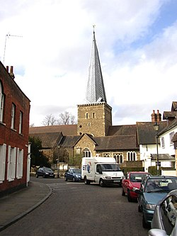 Church of St Peter and St Paul, Godalming - geograph.org.uk - 148787.jpg