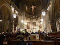 Church of the Blessed Sacrament (Manhattan) interior.JPG