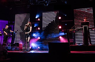 Chvrches Scottish synthpop group