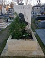 Cimetière du Montparnasse - Tombe Claude Weisbuch.jpg