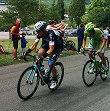 Stage winner Tony Martin (left) in the breakaway abb9b77f1