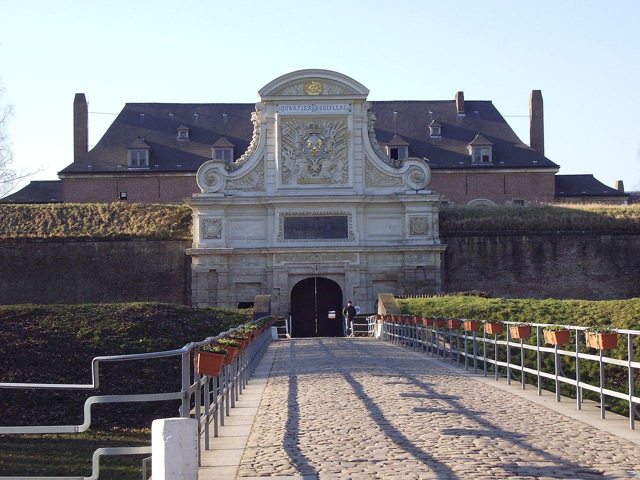 File:Citadelle de Vauban, Lille.JPG - Wikipedia