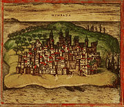 City mombassa 1572